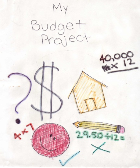8th grade budget project-1