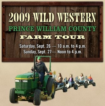 Prince William County Farm Tour
