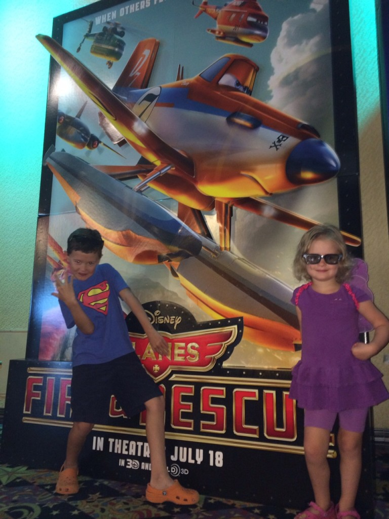 Disney Planes Fire And Rescue Review for Kids