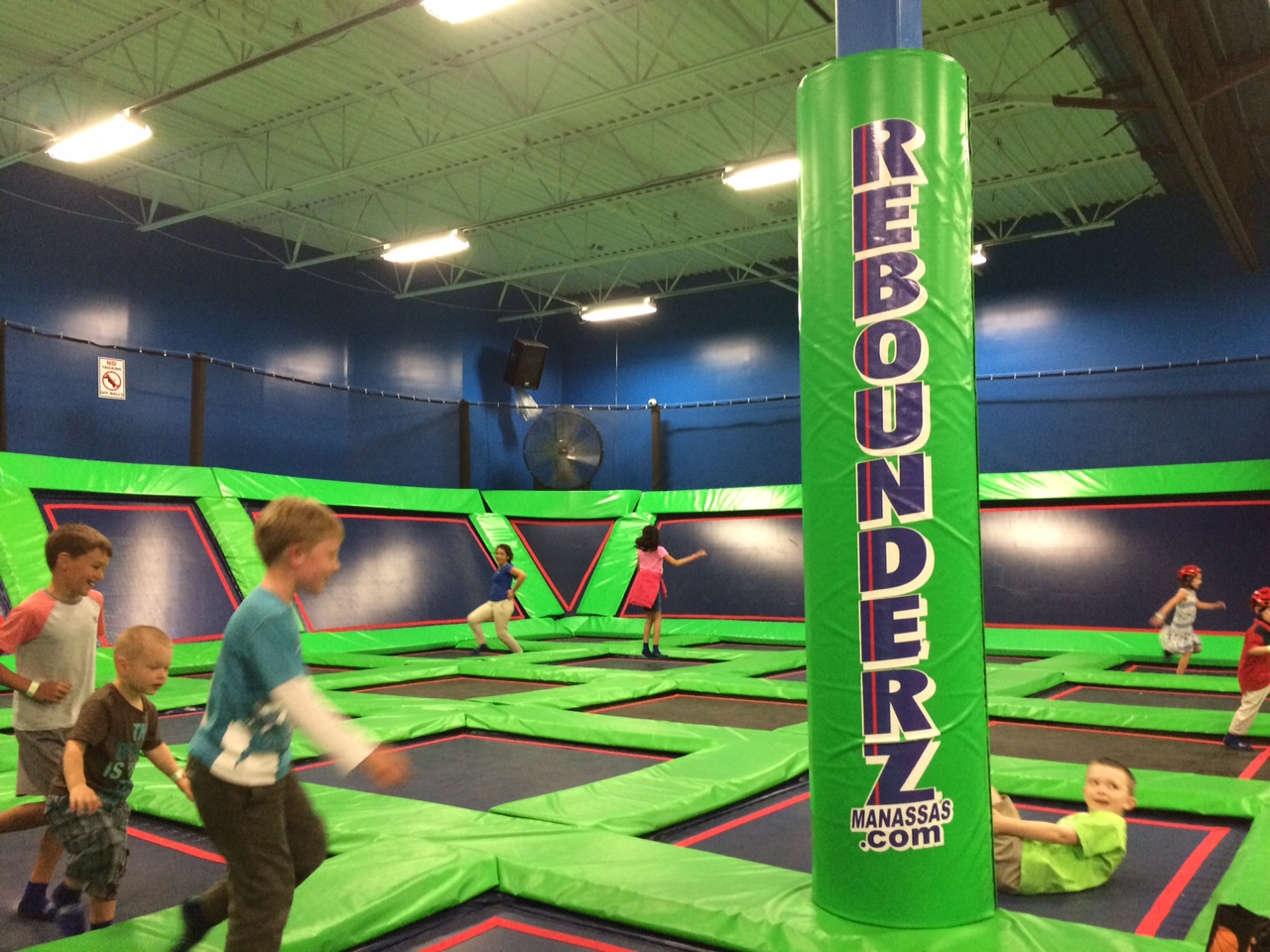 Rebounderz coupons
