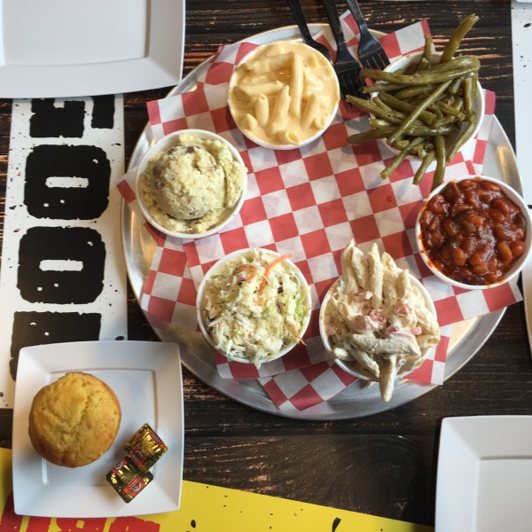Homemade Side Dishes from Shawns Smokehouse BBQ VA