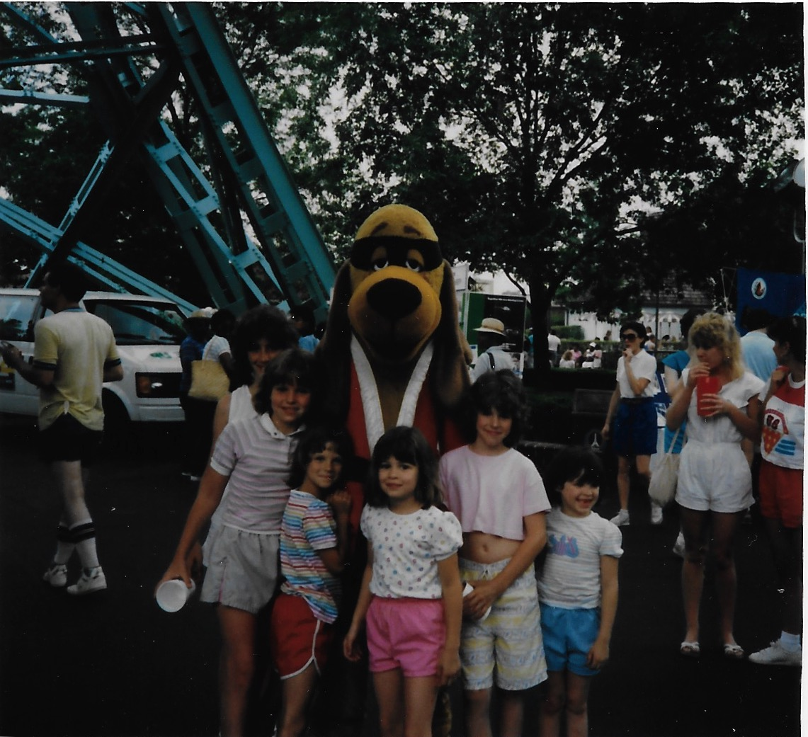 Kings dominion discount coupons - Laura Kings Dominion June 18 1988