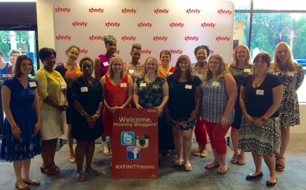 Xfinity_Moms_Comcast_Beltway_appy_hour_event