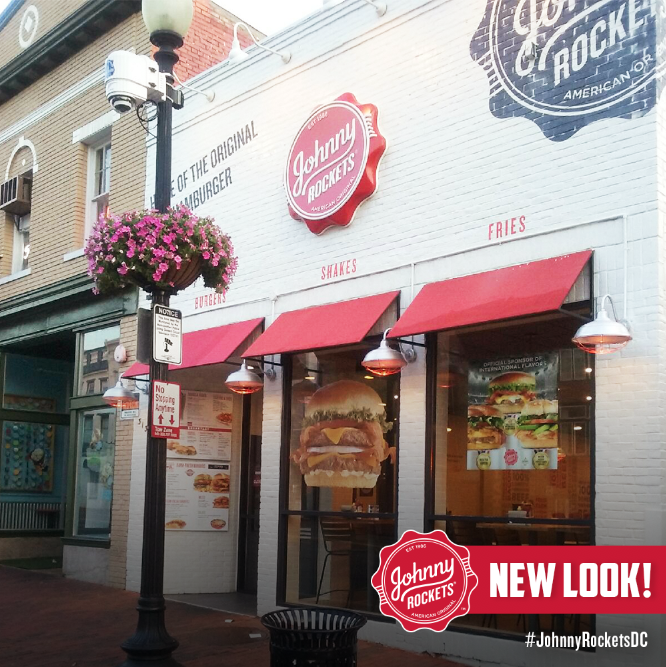 Johnny Rockets Georgetown Grand Opening