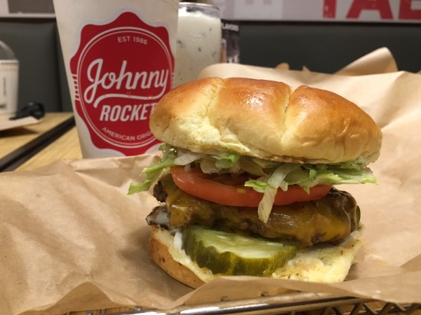 The Original Johnny Rockets Burger DC Best