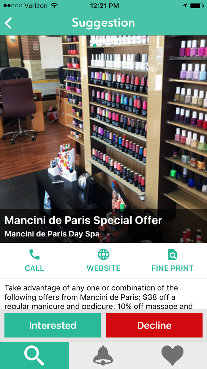 mancini-de-paris-Offer