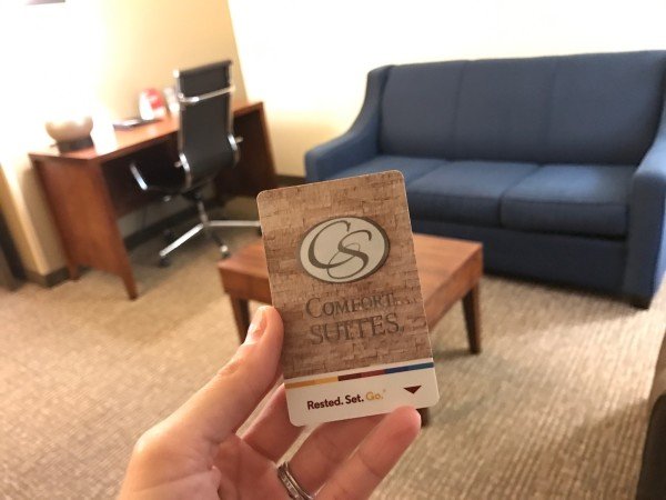 Comfort Suites Near Potomac Mills in Woodbridge VA helps guests be rested. set. go for a comfortable and affordable night stay
