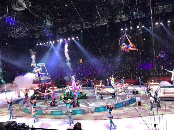 Ringling Bros Barnum Bailey Farewell Tour