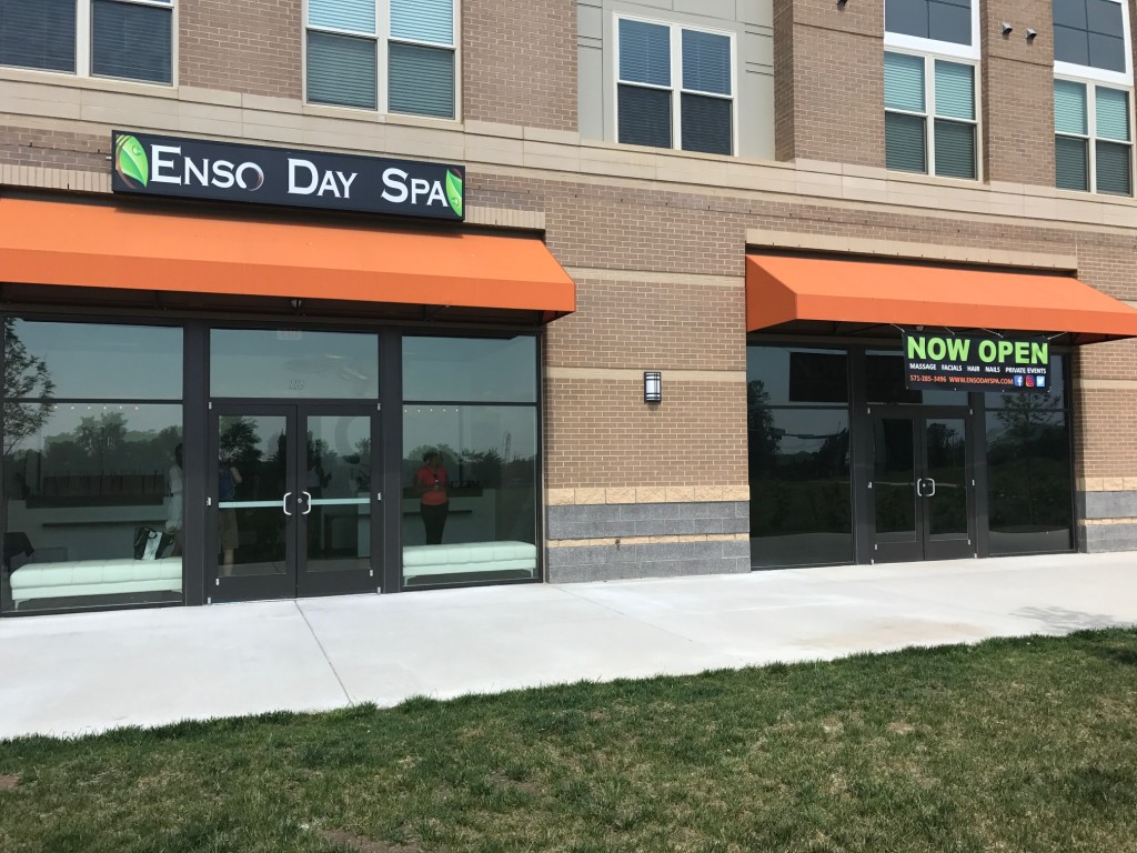 Enso Day Spa is located in the new Neabsco Commons shopping Center in Woodbridge VA
