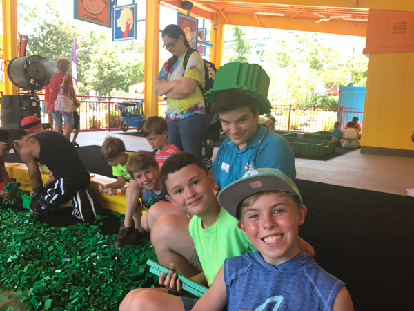 Brick Fest Live at Kings Dominion KidsFest