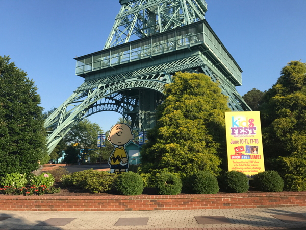 KidsFest at Kings Dominion is perfect for kids of all ages. Family-friendly fun, entertainment and activities in Doswell, VA