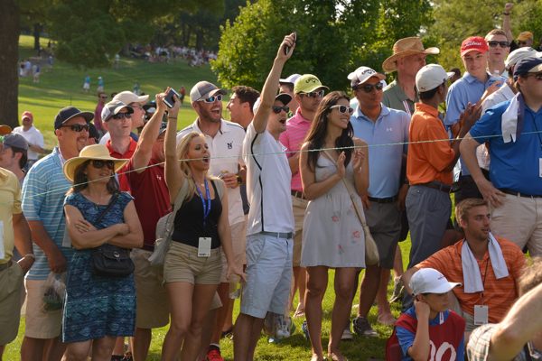 Join the crowd for one of DC's top sporting events: the Quicken Loans National
