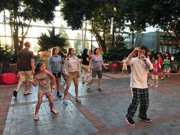 Gaylord National SummerFest Silent Disco and PJ Party for Kids