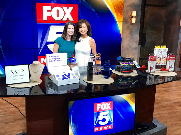 Fox 5 DC News Back To School College Products Featuring Beltway Bargain Mom