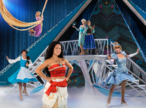 Disney On Ice Moana Dare To Dream