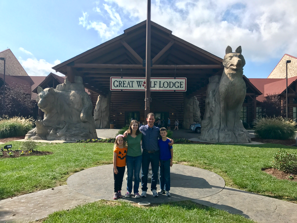 Great Wolf Lodge Williamsburg VA Best Vacation for DC VA MD Families