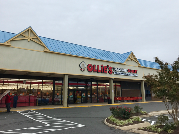 Ollies Bargain Outlet newest store opening in Manassas VA Manaport Plaza