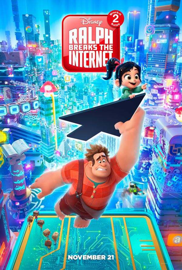 Ralph Breaks The Internet Delivers Mega Laughs
