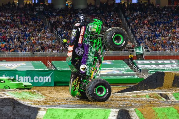 Monster Jam back in DC!