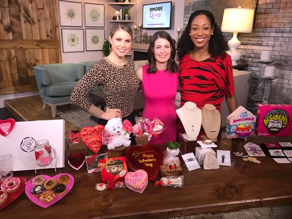 On TV: Best Baltimore Valentine's Gifts
