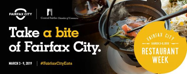 Fairfax City Restaurant Week: Independent Eateries & Specials