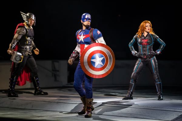 Marvel Universe LIVE! Returns to Fairfax, VA